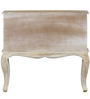 Marlesford Console Table in Lime Wash Finish by Amberville