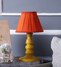Beverly Studio Orange Poly Cotton Lamp Shade