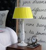 Bentinck Table Lamp in Yellow by Amberville