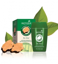 Biotique Bio Mud Ageless Firming and Revitalizing Face Pack 85 gms