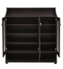 Billy Shoe Rack in Wenge Colour by HomeTown