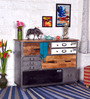 Cortez Chest of Drawers by Bohemiana
