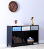 Cassiar Sideboard in Multi-Colour Finish by Bohemiana