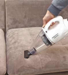 Black & Decker VH801 Handy Vacuum Cleaner