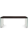 Blake Coffee Table in Brown Colour by Durian