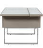 Bliss Multifunctional Coffee Table with Storage in Grey Colour by Gravity