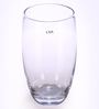 Bloomfields Clear Glass LSA Orienta Vase