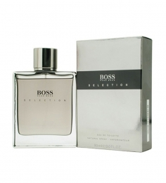 Boss Selection Edt Spray For Men 90 Ml