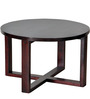 Detroit Solid Wood Coffee Table in Passion Mahogany Finish by Woodsworth