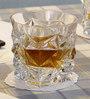 Bohemia Crystal Calypso 300 ML Whisky Glass - Set of 6