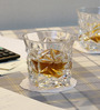 Bohemia Crystal Glacier 300 ml Whisky Glass - Set of Six