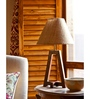 Liza Table Lamp in Natural by Casacraft