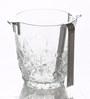 Bormioli Rocco Dedalo 900 ML Ice Bucket with Tong