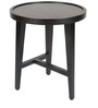 Boston Small Side Table in Black Colour by HomeTown