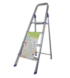 BRANCLEY ALUMINIUM 4 STEP 5 FT LADDER