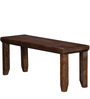Morton Bench in Provincial Teak Finish by Woodsworth