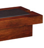 Fairmont Coffee Table in Honey Oak Finish by Woodsworth