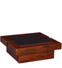 Fircrest Coffee Table in Honey Oak Finish by Woodsworth