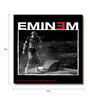 Bravado Multicolour Fibre Board Eminem on Stage Fridge Magnet