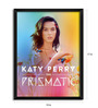 Bravado Fibre with Wood Texture 13 x 17 Inch Katy Perry Prismatic Framed Posters