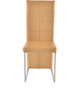 Brick Dining Chair in Beige Colour by @home
