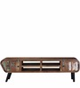 Omarion Entertainment Unit in Multi-Color Distress Finish by Bohemiana