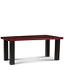 Brooke Coffee Table in Brown Colour by Durian