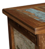 Brisco Cabinet in Distress Finish by Bohemiana