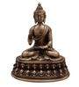 Anami Buddha Idol in Brown by Mudramark