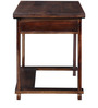 Cambria Study & Laptop Table in Provincial Teak Finish by Woodsworth