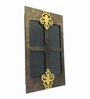 Butterfly Homes Black Wooden 12 x 20 Inch Enchanting Single Photo Frame