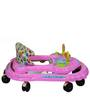 Butterfly Musical Walker in Pink Colour by Sunbaby