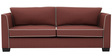 Carolina Sofa Set (3+1) Seater in Cherry Color by ARRA