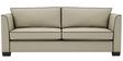 Carolina Sofa Set (3+1+1) Seater in Beige Color by ARRA