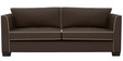 Carolina Sofa Set (3+1+1) Seater in Grey Color by ARRA