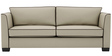 Carolina Sofa Set (3+2+2+1) Seater in Beige Color by ARRA