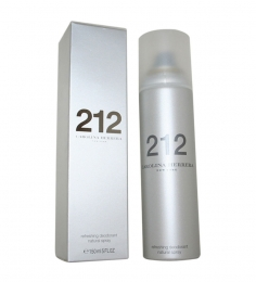Carolina Herrera 212 Deodorant For Women 150 Ml