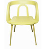 Cafetaria Chair in Yellow Colour by Ventura