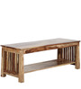 Olney Coffee Table in Natural Finish by Woodsworth
