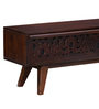 Cheney Entertainment Unit in Provincial Teak Finish by Woodsworth