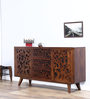 Cheney Sideboard in Provincial Teak Finish by Woodsworth
