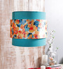 Slipknot Ceiling Lamp in Multicolour by Bohemiana