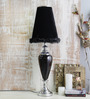 Toto Table Lamp in Black by Bohemiana