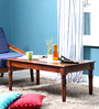 Catherine Coffee Table in Provincial Teak Finish by Amberville