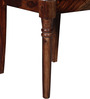 Calypso Dining Chair in Provincial Teak Finish by Amberville