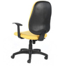 Cameron Office Chair in Yellow Colour by The Furniture Store