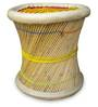 Cane Stool  in Multicolour by Shinexus