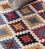 Carpet Overseas Multicolour Cotton 70 x 46 Inch Area Rug