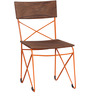Henday Dining Chair in Multi-Colour by Bohemiana