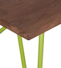 Henday Six Seater Dining Table in Multi-colour by Bohemiana